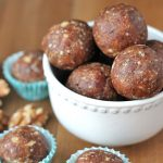 Just one of these naturally sweetened Walnut Coconut Hemp Seed Bites will send your sugar craving packing!