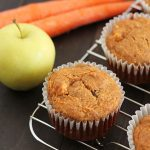 Vegan Gluten Free Morning Glory Muffins are perfect to start your day at breakfast time.