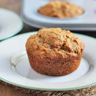 Simple and easy-to-make, these vegan gluten-free carrot coconut muffins are a delicious snack for lunches or for enjoying with tea or coffee.