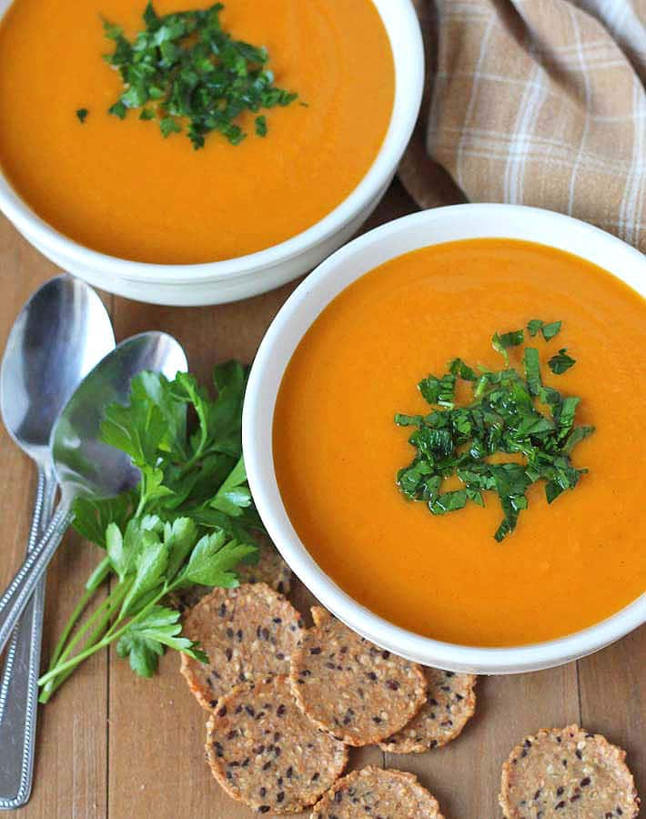 images Thai Curried Squash Soup