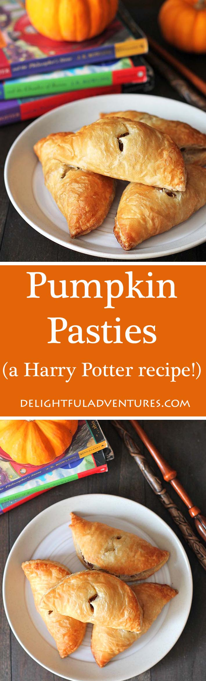 Curious about what pumpkin pasties from the