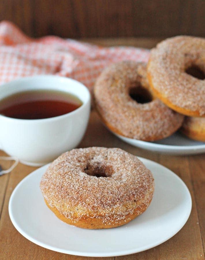 How to Make Baked Vegan Doughnuts