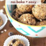 Craving something sweet but healthy? Then grab one of these easy No Bake Peanut Butter Coconut Balls. They're quick and easy to make and they're delicious!